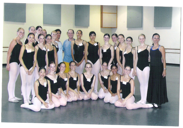Royal Academy of Dance Summer Schools USA